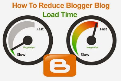 Reduce blogger blog loading time