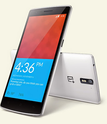 Cyanogen One Plus One