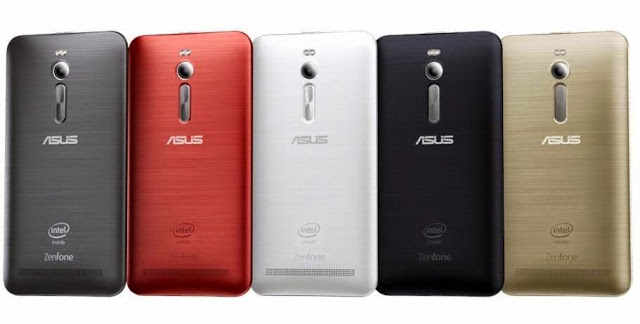 ASUS Zenfone Colors
