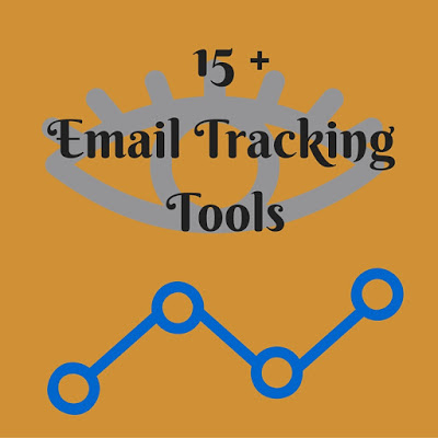15+ email trcking tools