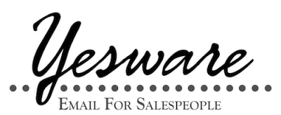 Yesware free email tracking