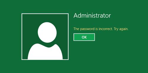 How To Reset Forgotten HP Windows 10 Login Password | TricksLadder