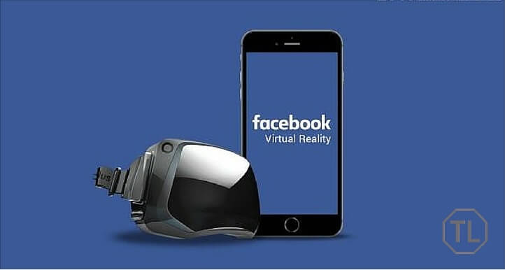 Facebook brings virtual reality for mobile devices
