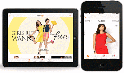 Jabong android app