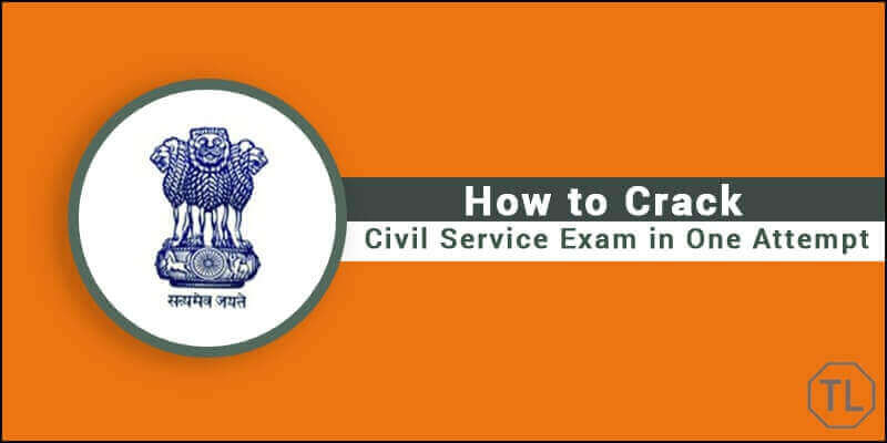 crack civil service exam