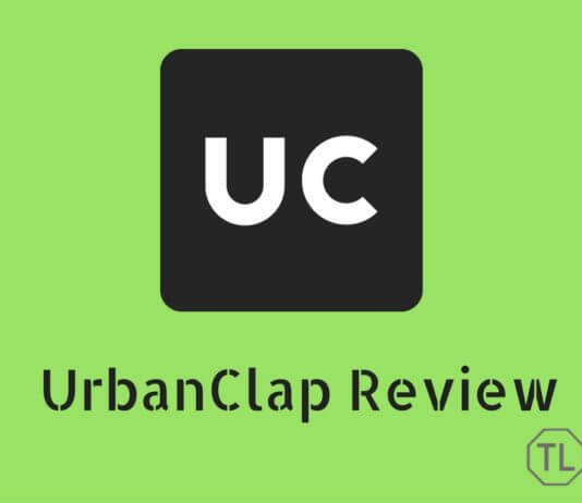 Urbanclap Review