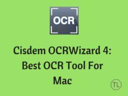 Cisdem OCRWizard 4 Review