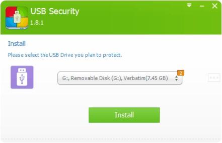 Free USB Security