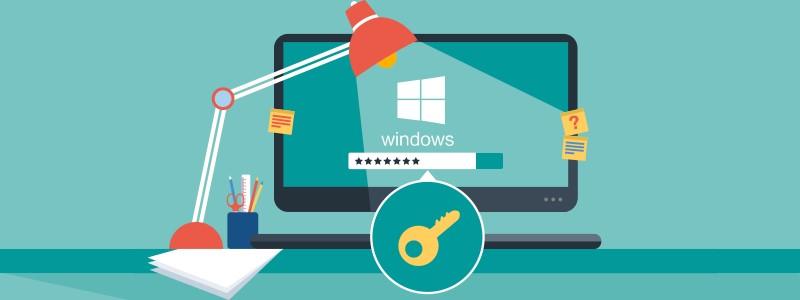 Reset Forgotten Windows 10 Password