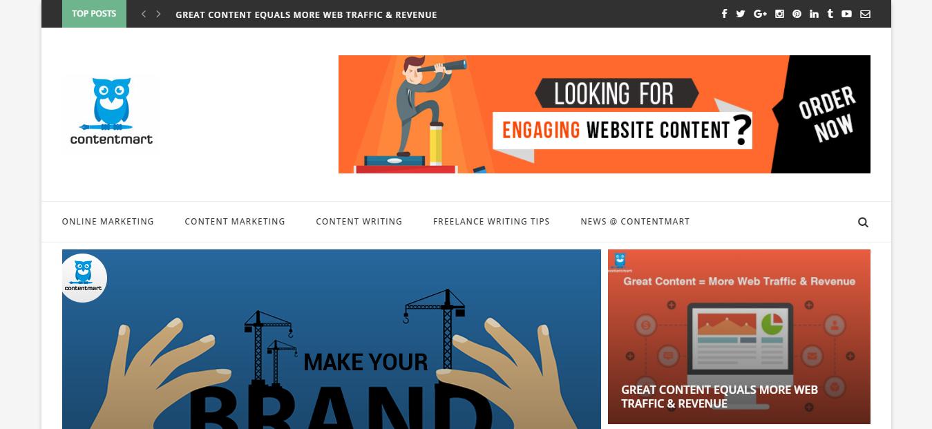 Contentmart blog