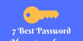Best password managers of 2017