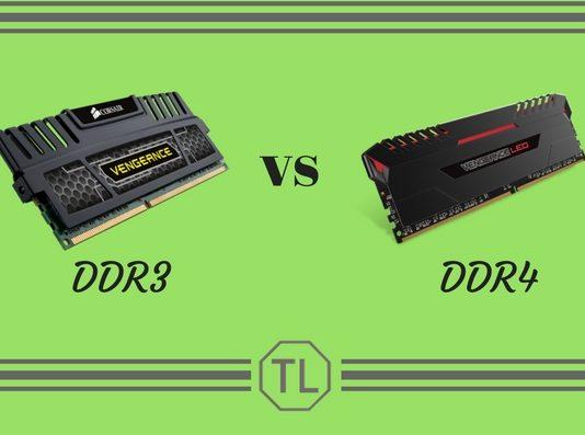 DDR3 vs DDR4