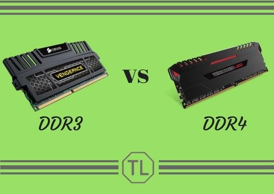 Image result for ddr3 vs ddr4