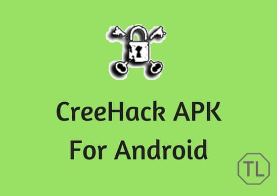 How To Use Creehack