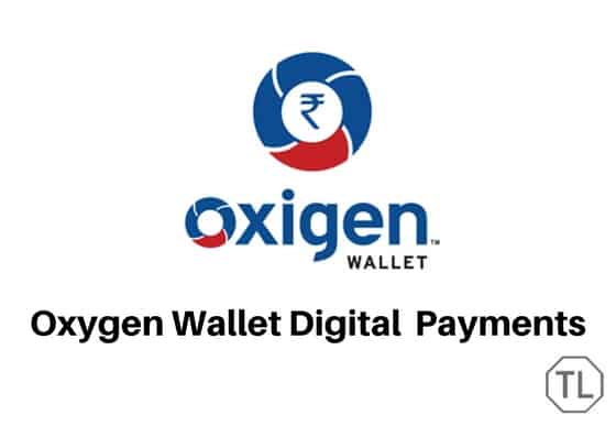 Oxygen Wallet Digital Payments