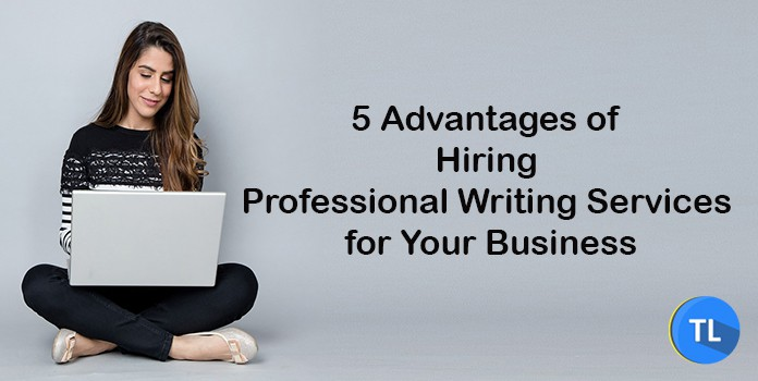 advantages of hiring professional writing services