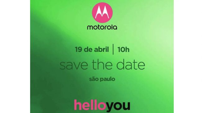 moto g6 series launch event invitation