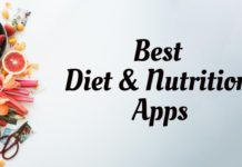 best diet and nutrition apps