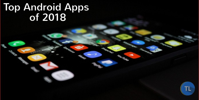 top android apps 2018