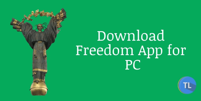 download freedom app for pc