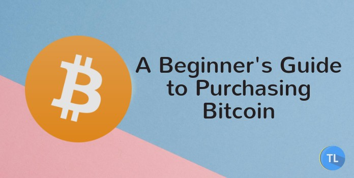 guide to purchasing bitcoin