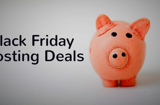 black friday hosting deals coupons