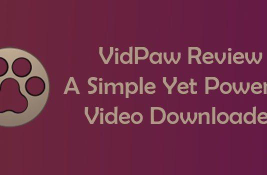 Vidpaw review