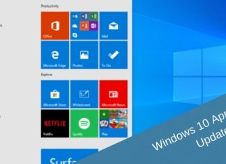 Windows 10 april 2019 update features