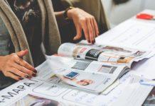 Avoid brochure printing mistakes