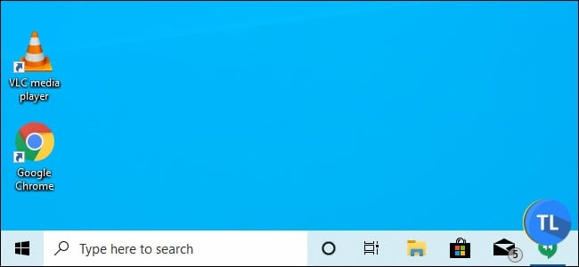 Seperate search and cortana in windows 10 april update