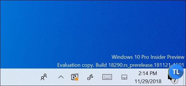 Windows updates system tray icon
