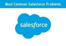 Most common salesforce problems