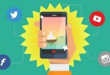 How to build a big social media following