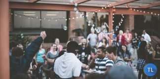 Ideas for outdoor event space 1