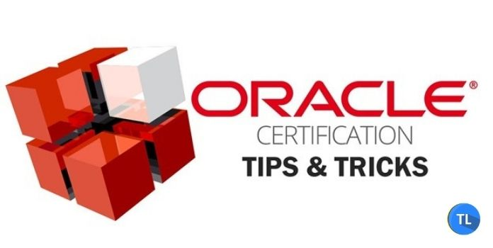 Oracle certification tricks tips