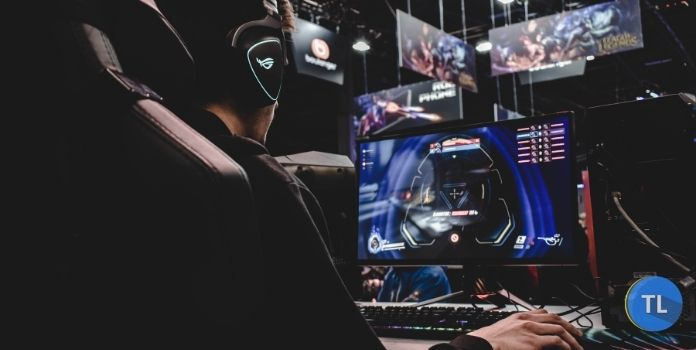 Difference between amateur gamers and professionals